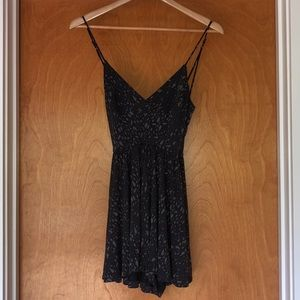 Cute animal print Urban Outfitters Romper!